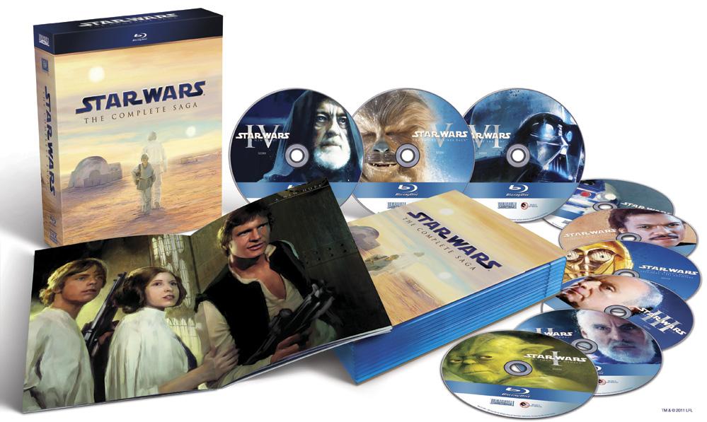 """TCM presenta el especial """"Stars Wars: la saga completa"""""""