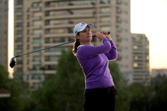 Lorena Ochoa regresa al campo y Vive el Golf viaja con ella
