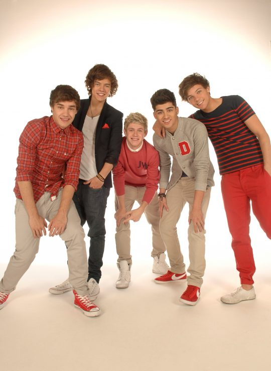 One Direction Boomerang