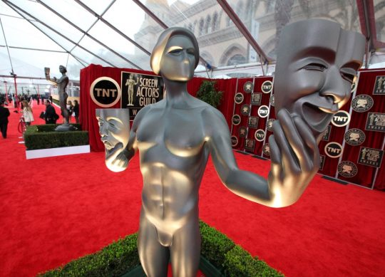 Nominados SAG Awards 2013
