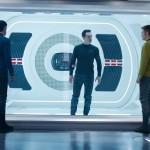 spock, john Harrison y Kirk