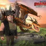 Estreno de Dragones de Berk la nueva serie de Cartoon Network