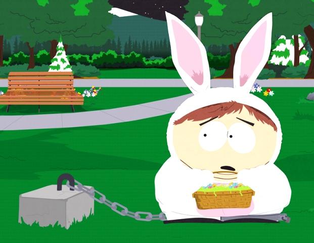 South Park bunny