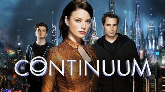 Space estrena la serie Continuum
