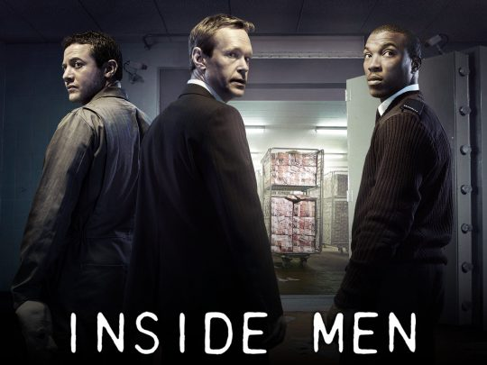 Miniserie Inside Men – estreno en marzo por Space