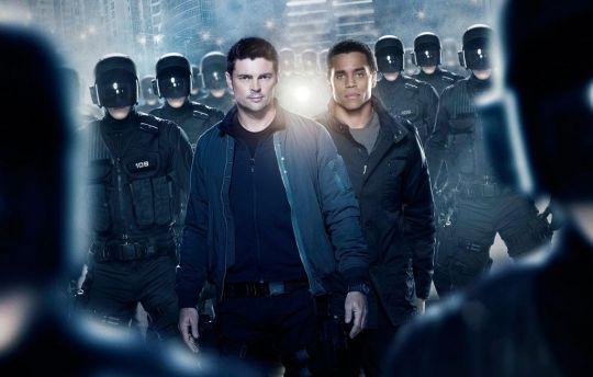 En noviembre Warner Channel estrena Almost Human