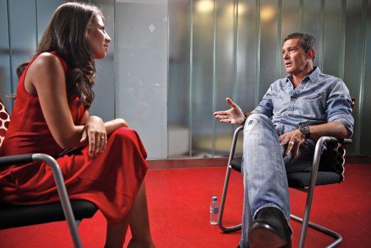 Ana Pastor estará Frente a Frente con Antonio Banderas en CNN en Español