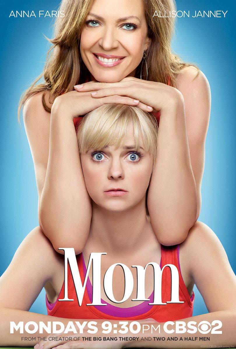 Poster serie Mom