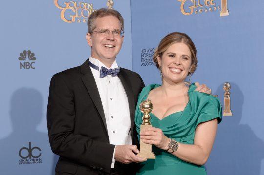 Chris Buck y Jennifer Lee