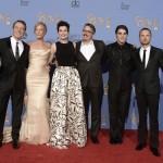 Lista de Ganadores Golden Globe Awards 2014