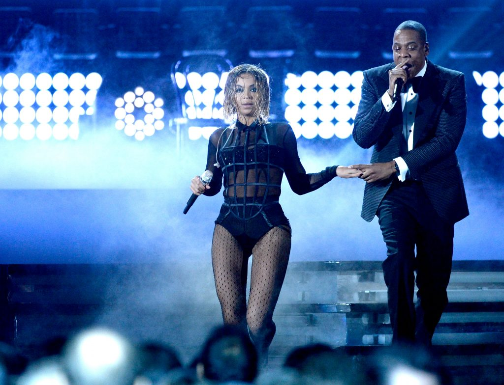 Jay Z y Beyonce