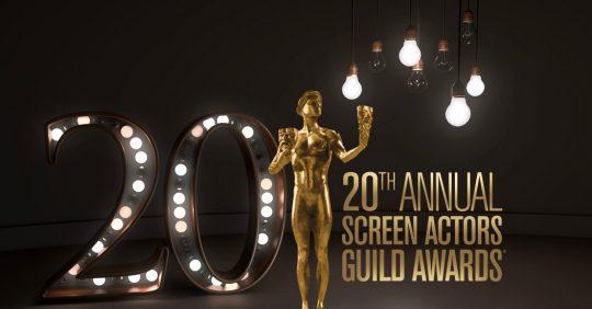 TNT y TBS veryfunny transmitirán los Screen Actors Guild Awards 2014