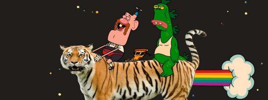 Cartoon Network estrenó la serie Tío Grandpa
