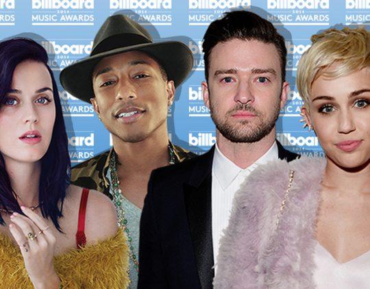 TNT presenta en vivo los Billboard Music Awards 2014