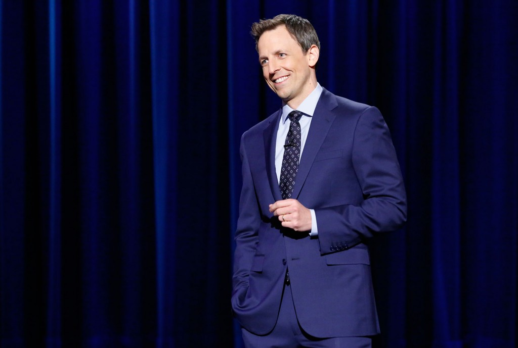 seth meyers emmy
