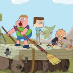 Cartoon Network estrena la serie animada Clarence
