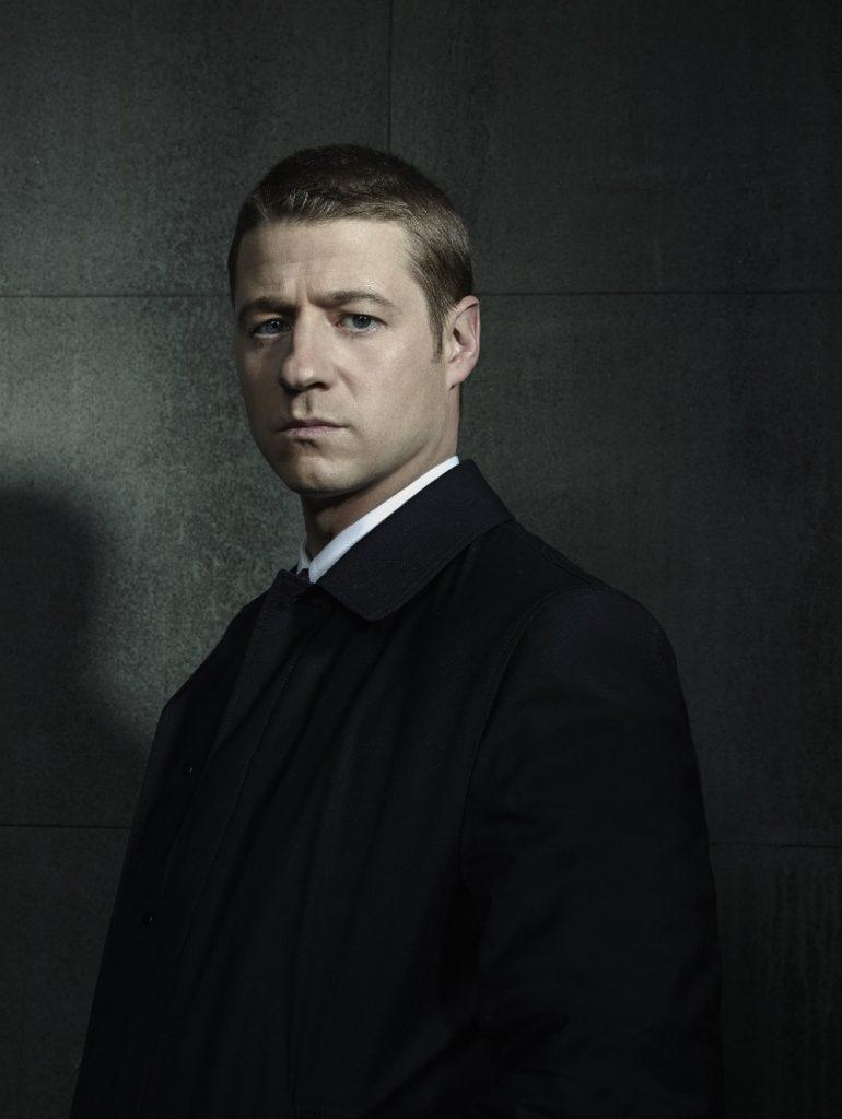 Ben McKenzie es Detective James Gordon