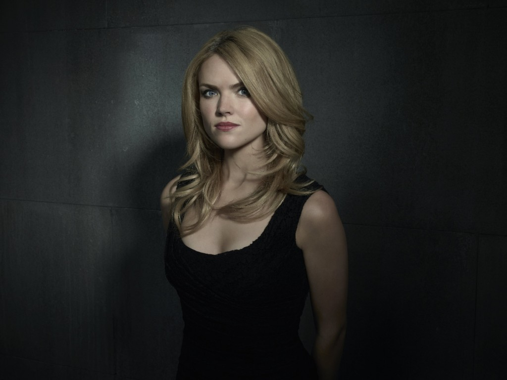 Erin Richards es Barbara Kean