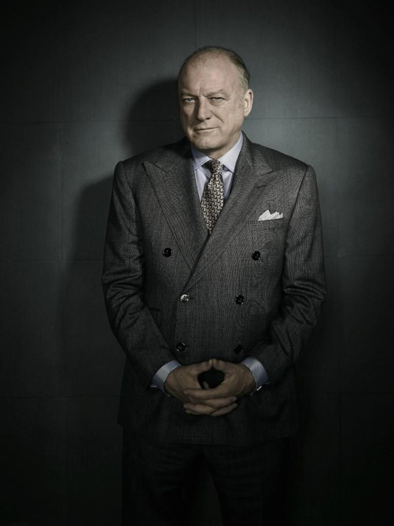 John Doman Gotham
