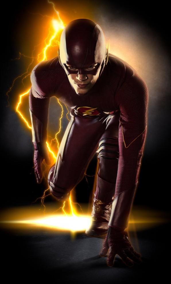 The Flash serie estreno Warner Channel