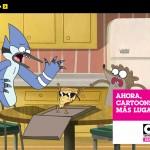 Cartoon Network se renueva y estrena nueva identidad visual
