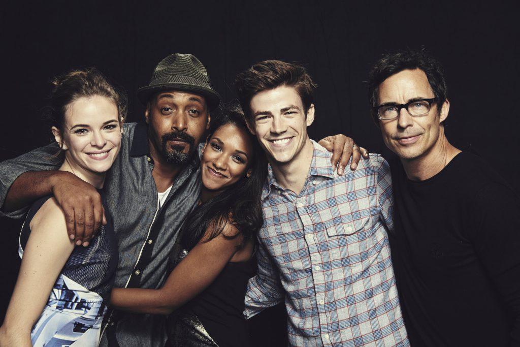 elenco serie flash