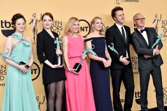 Ganadores Screen Actors Guild Awards 2015