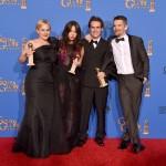 Lista de Ganadores Golden Globe Awards 2015