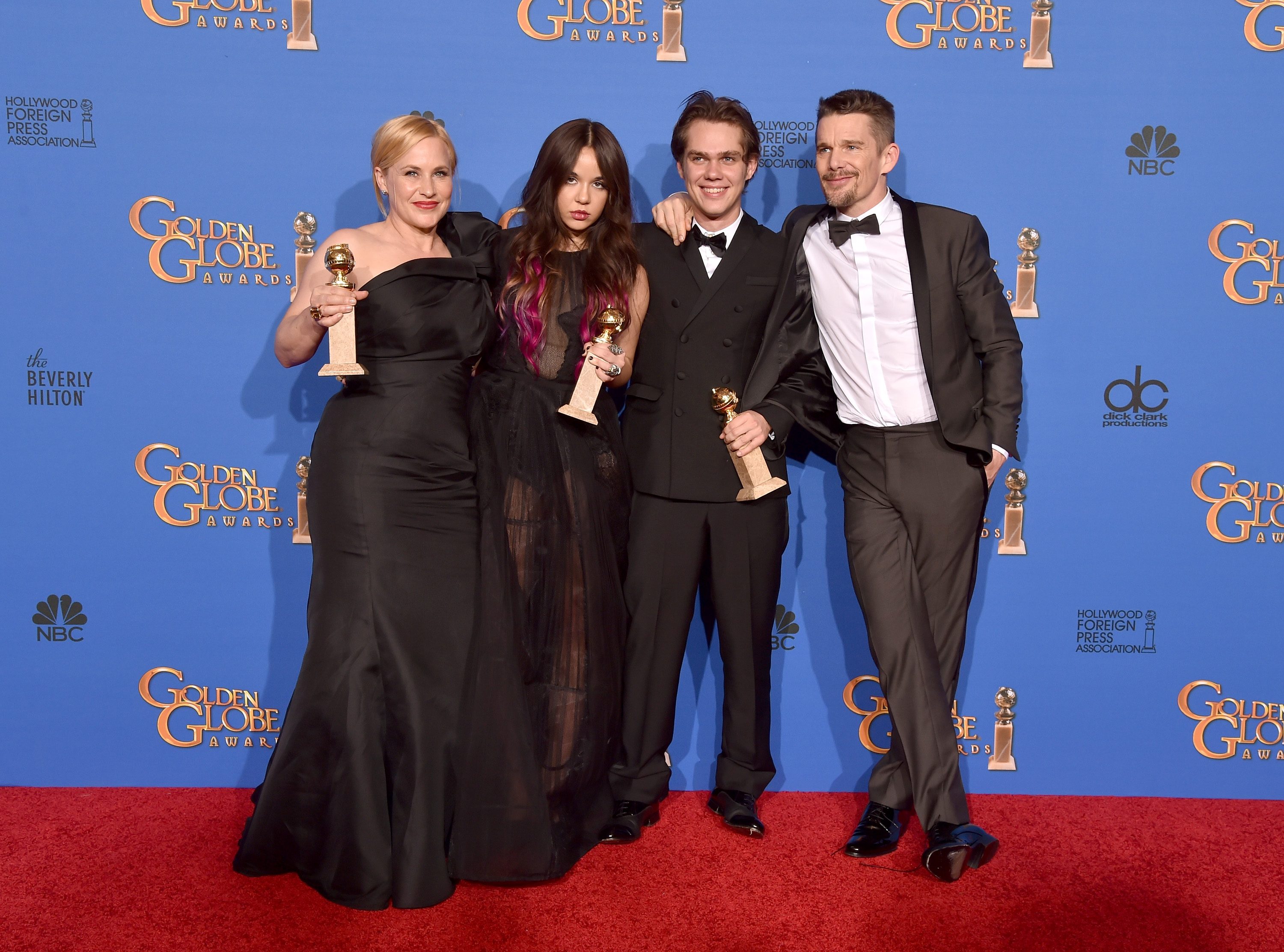 Lista de Ganadores Golden Globe Awards 2015
