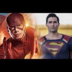 crossover series flash y superman