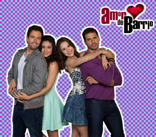Canción de la telenovela Amor de barrio