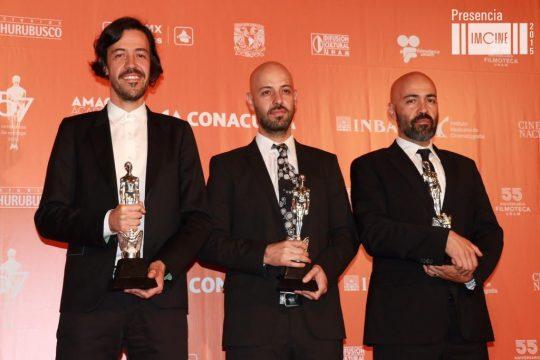 hermanos del real premios ariel 2015