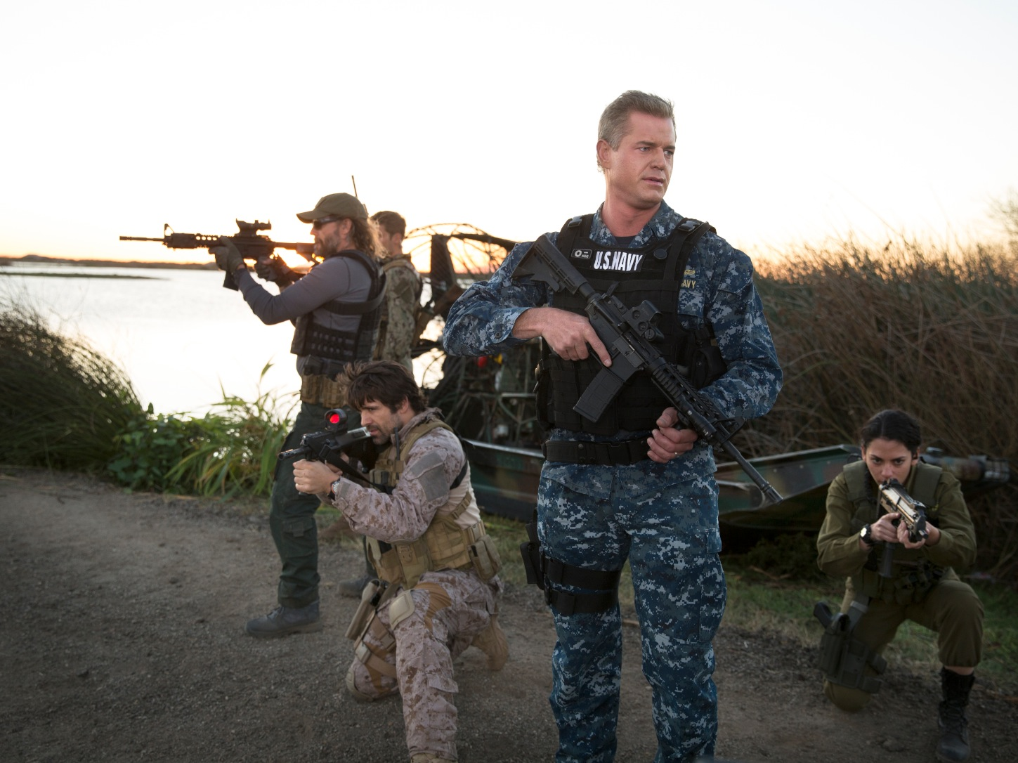 En junio TNT estrena segunda temporada de The Last Ship