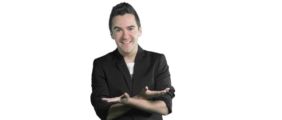 Mauricio Mancera hace su debut en Comedy Central Latinoamérica