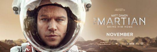 """Nuevo Trailer Película """"Misión Rescate"""" (The Martian)"""