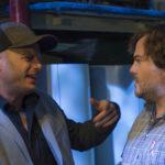 Jack Black visita el programa Parodiando 'Noches de traje' (Fotos)