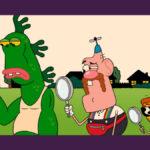 ¡En noviembre, disfruta el Mes de la Risa en Cartoon Network!