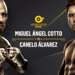 Transmisión en vivo de la pelea Canelo Vs. Cotto por SPACE