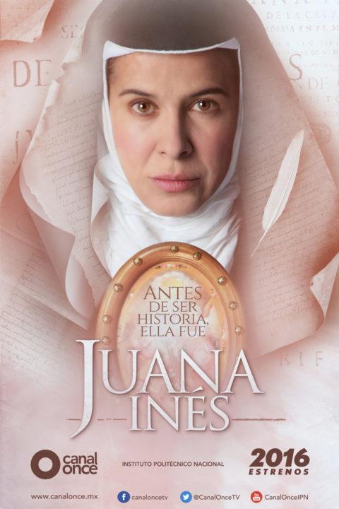 Poster de la serie Juana Inés de Canal Once