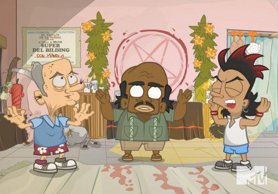La Familia del Barrio estrena tercera temporada