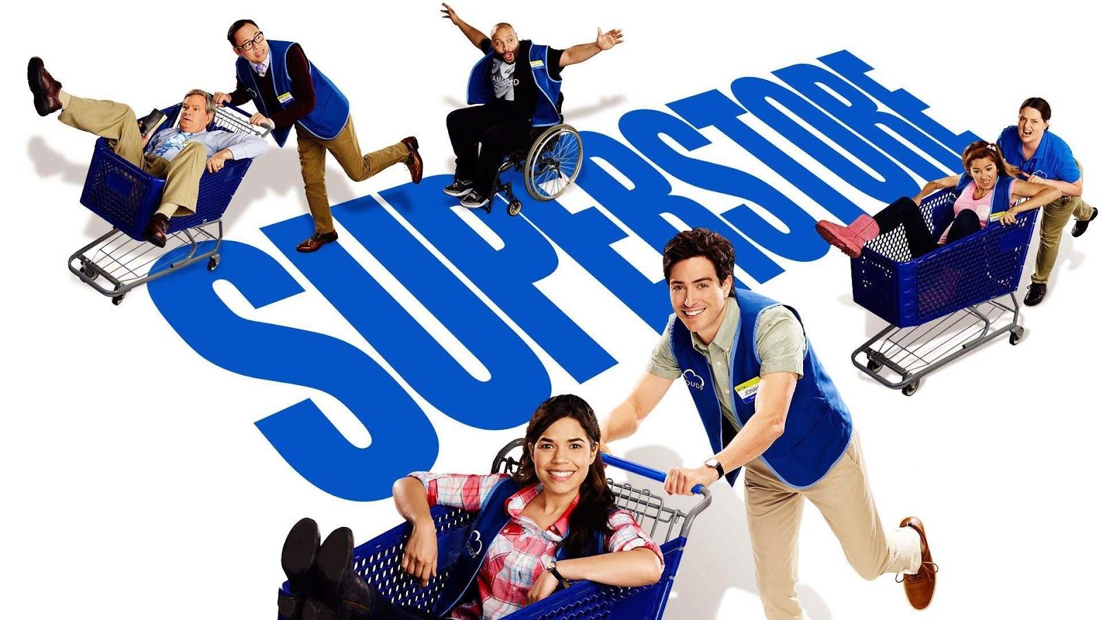 Superstore, serie de estreno en Warner Channel