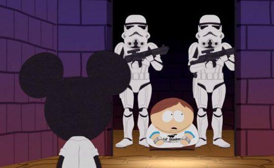 Maratón especial South Park-Star Wars por Comedy Central