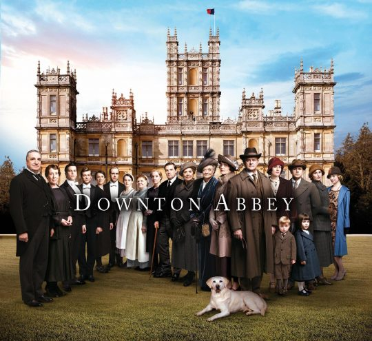 downton abbey quinta temporada