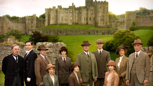 downton abbey quinta temporada estreno canal once