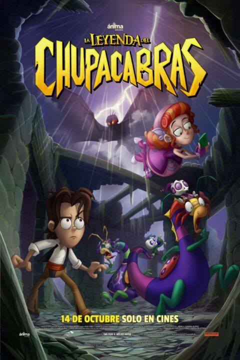 leyenda chuupacabras poster