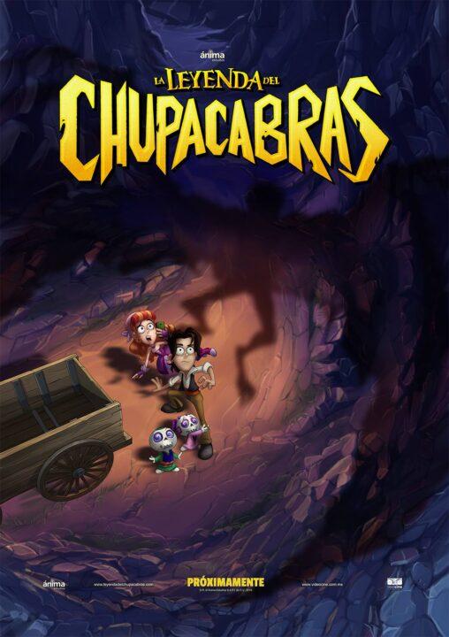 poster leyenda del chupacabras
