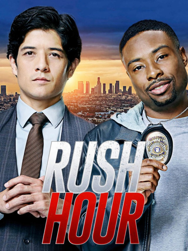 warner channel estrena serie rush hour