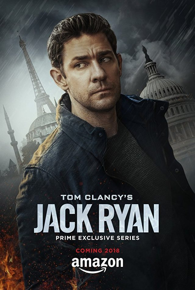 poster serie jack ryan amazon