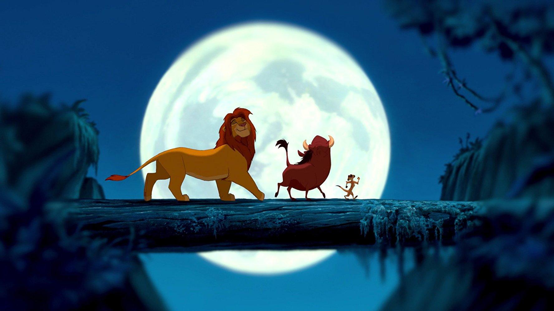 Canciones de la película El Rey León