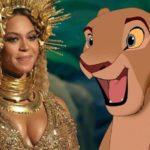 musica el rey leon voz beyonce